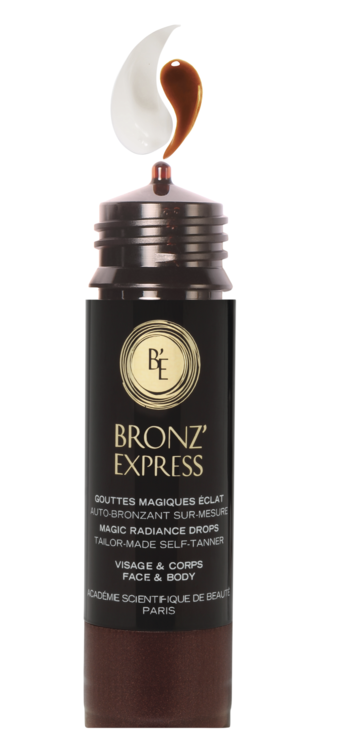 Краплі-сяяння Academie Magic Radiance Drops Bronzexpress Academie