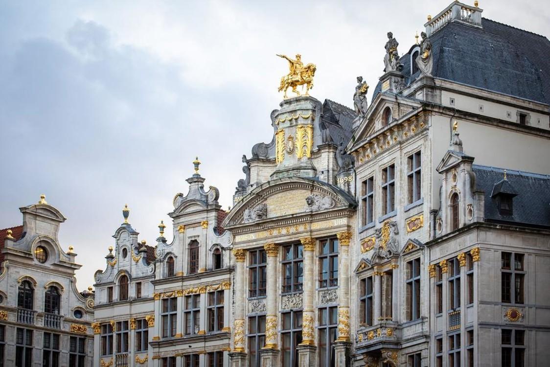 16. Брюссель, Бельгия. Photo: Stephanie LeBlanc / Unsplash