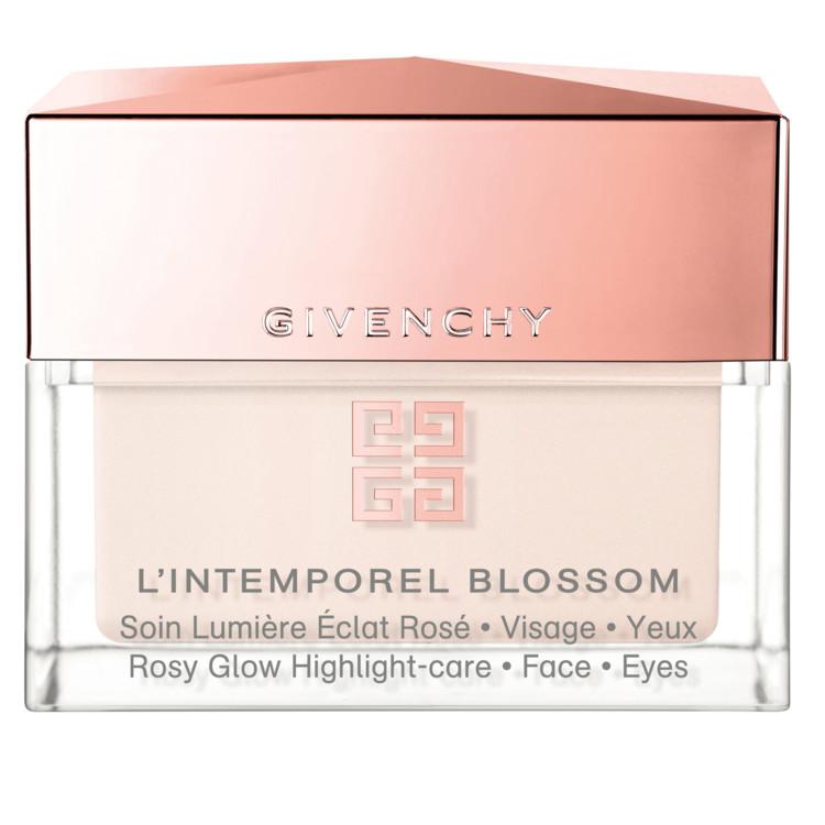 Средство для сияния лица и кожи вокруг глаз с эффектом хайлайтера L`Intemporel Blossom, Givenchy