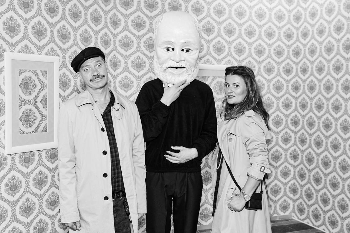 Илья Чичкан и Маша Шубина