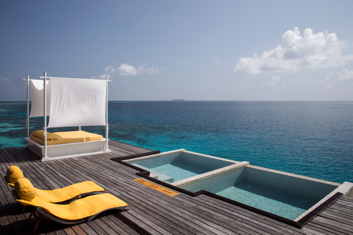 Спа-центр на курорте Coco Bodu Hithi Maldives
