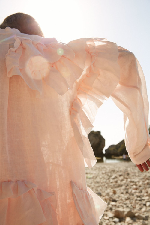 Шелковое платье, Roberts | Wood