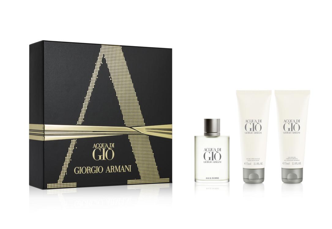 Праздничный набор для мужчин Acqua di Gio, Giorgio Armani