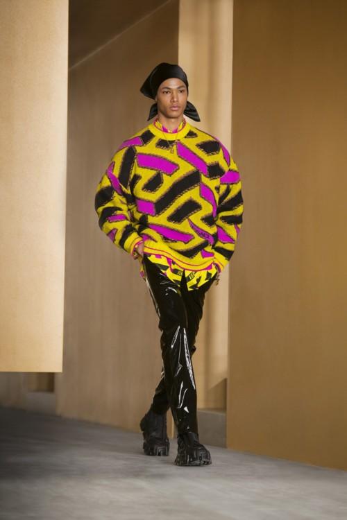 Versace Menswear осінь-зима 2021/2022