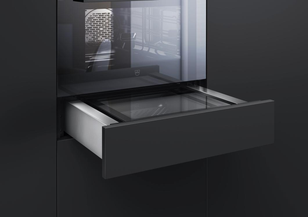 Вакууматоры V-ZUG позволяют приготовить блюдо методом Sous-vide, при котором продукты медленно томятся в вакуумных пакетах