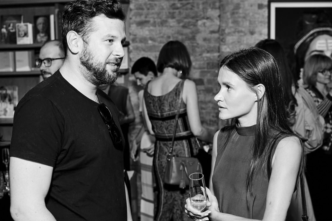 Дмитрий Гончаров и Соня Солтес