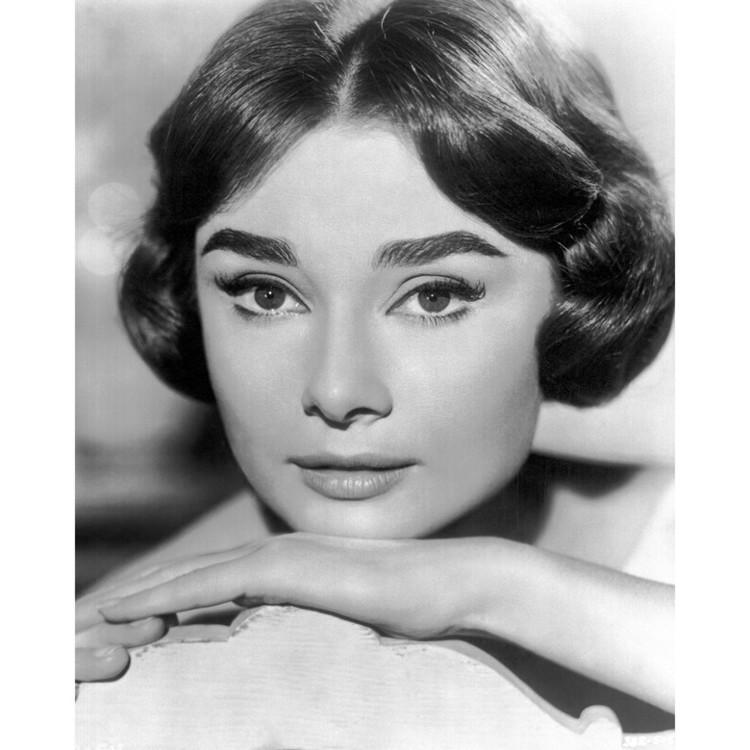 Одри Хепберн, 1950-е