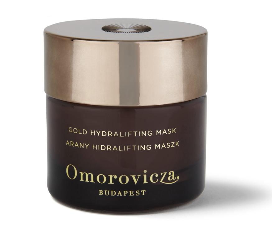 Маска с увлажняющим и подтягивающим эффектом Gold Hydralifting Mask, Omorovicza