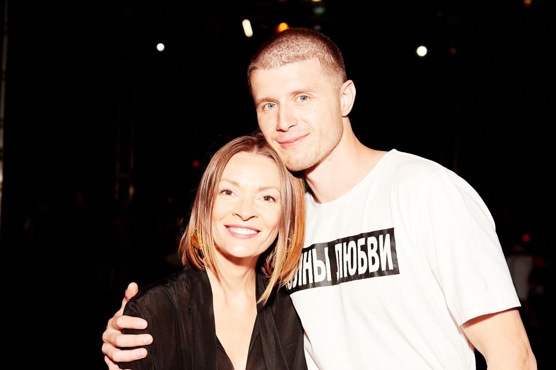 Полина Неня и Никита Потапчук