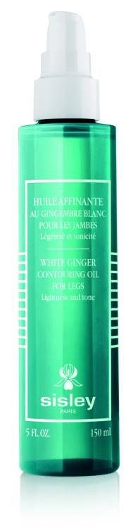 Контурирующее масло для ног с экстрактом белого имбиря Contouring Oil for Legs, Sisley