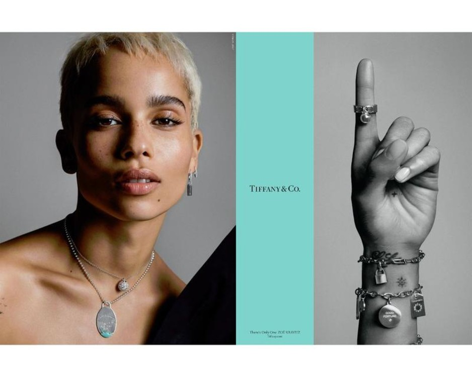 Tiffany & Co. осень/зима 2017
