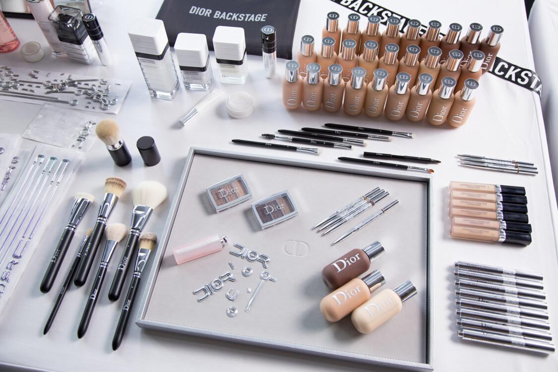Позагендерна лінія макіяжу Backstage, Dior