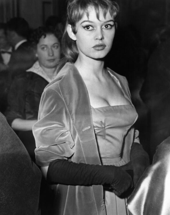 Брижит Бардо, 1956