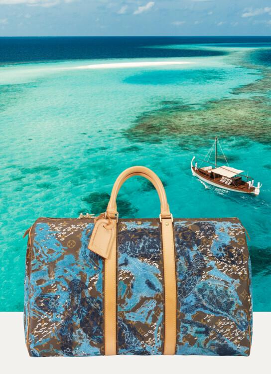 Сумка для курорта One&Only Reethi Rah на Мальдивах