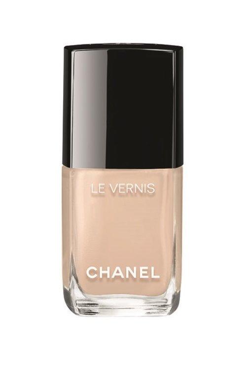 Лак Le Vernis c эффектом геля №548 Blanc White, Chanel (весенняя коллекция макияжа 2017)