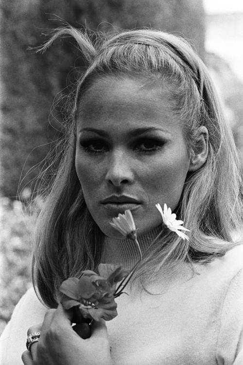 На Каннском кинофестивале, май 1965