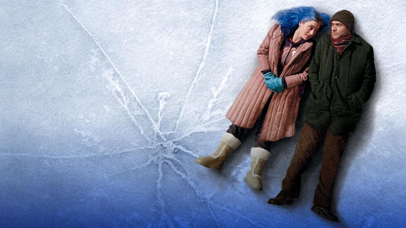 """Кейт Вінслет і Джим Керрі у фільмі """"Вічне сяйво чистого розуму"""""""