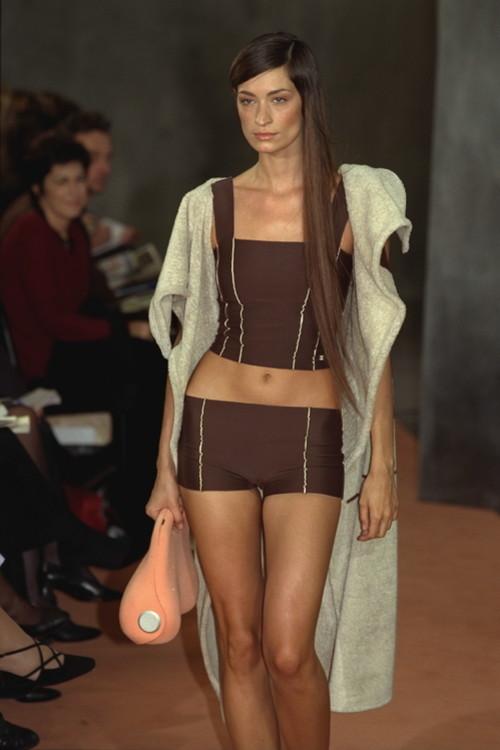 Chanel весна-лето 1999