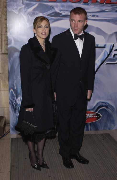 Мадонна і Гай Річі