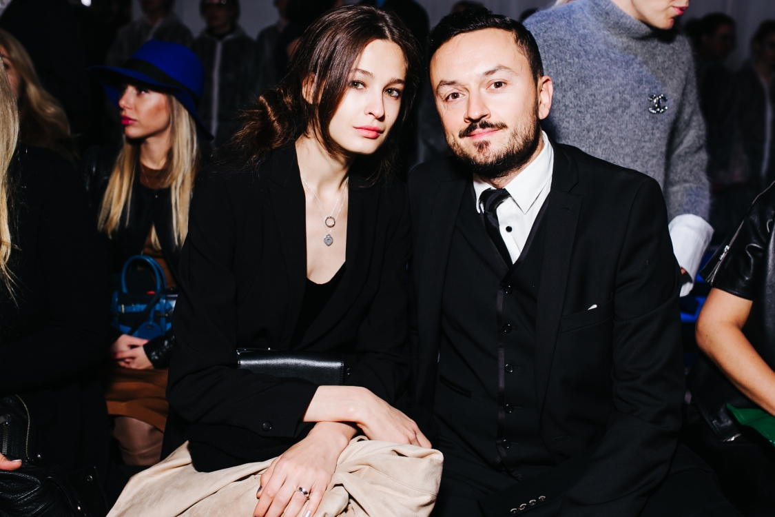 Кристина Буряк и Андрей Филиппов