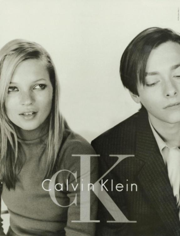 CK Calvin Klein 1996