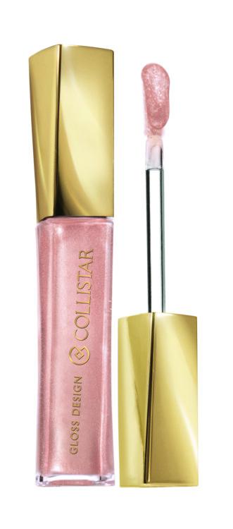 Блеск для губ Gloss Design №39 Coral Pearl из летней коллекции макияжа Portofino, Collistar