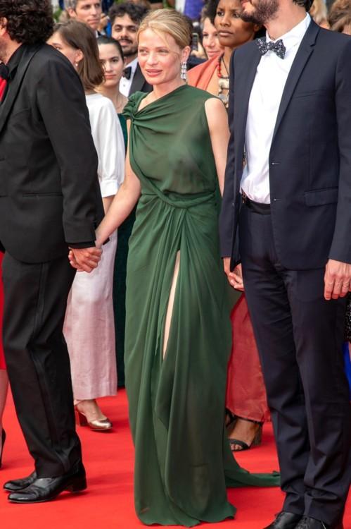 Мелани Тьерри в Dior и украшениях Chopard
