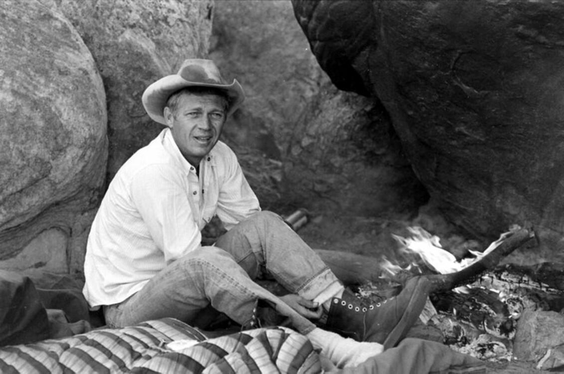 Стив Маккуин в 1963 году