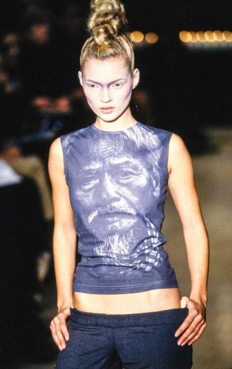 Alexander McQueen осень 1996