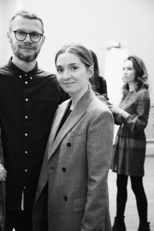 Роман Захаров и Елена Пащенко