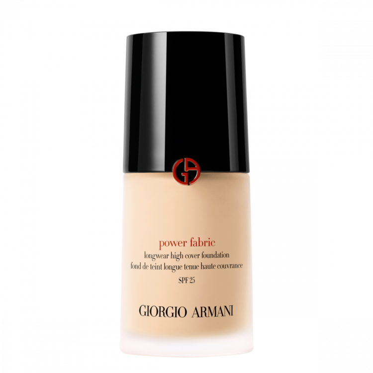Стойкая тональная основа Power Fabric, SPF 25, Armani Beauty
