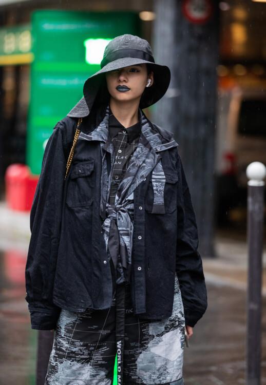 Главные головные уборы осени 2020: рыбацкие шляпы стритстайл фото примеры фото