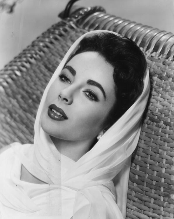 Элизабет Тейлор, 1956