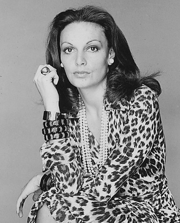 Диана фон Фюрстенберг, 1970-е