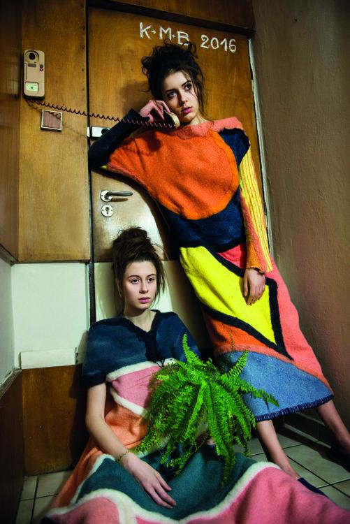 Одежда Agata Birek на выставке International Fashion Showcase 2017