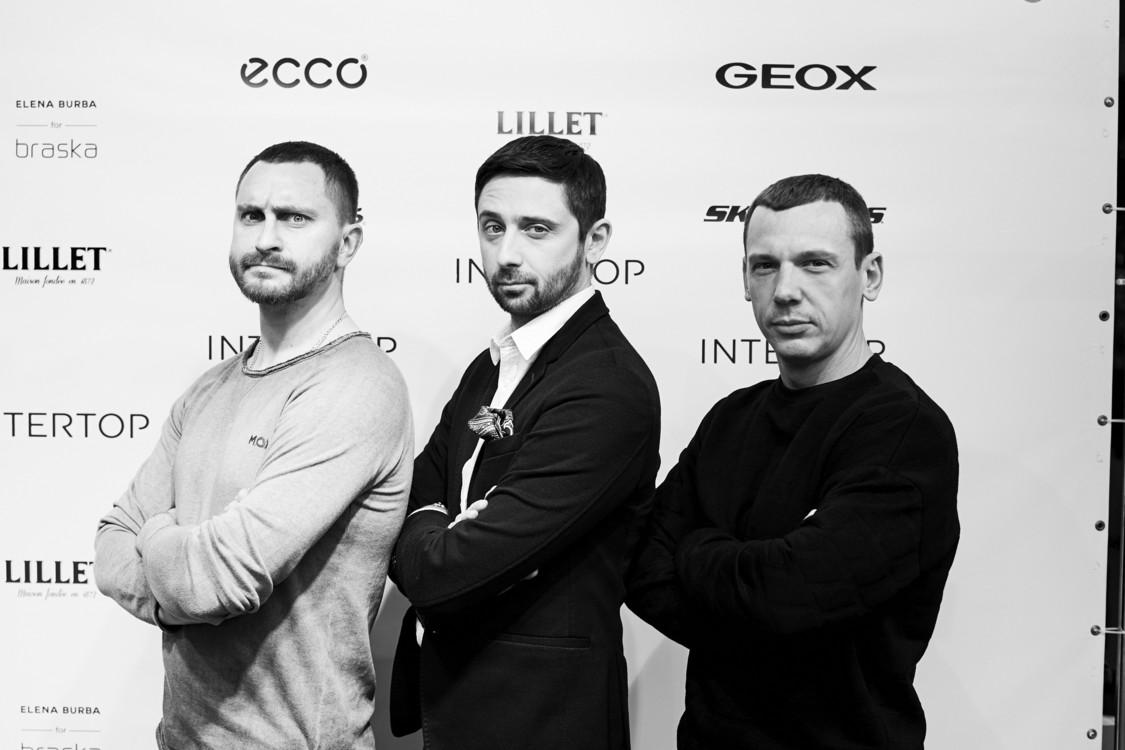 Олег Собчук, Андрей Шабанов и Роман Медынский