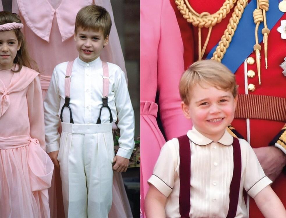 Принц Уильям / принц Джордж, 2015