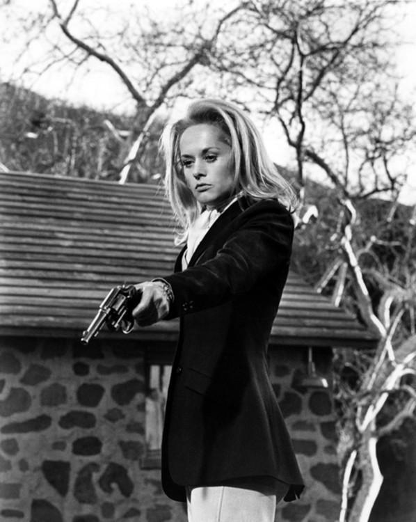 Тіппі Хедрен у фільмі «Марні», 1964 рік