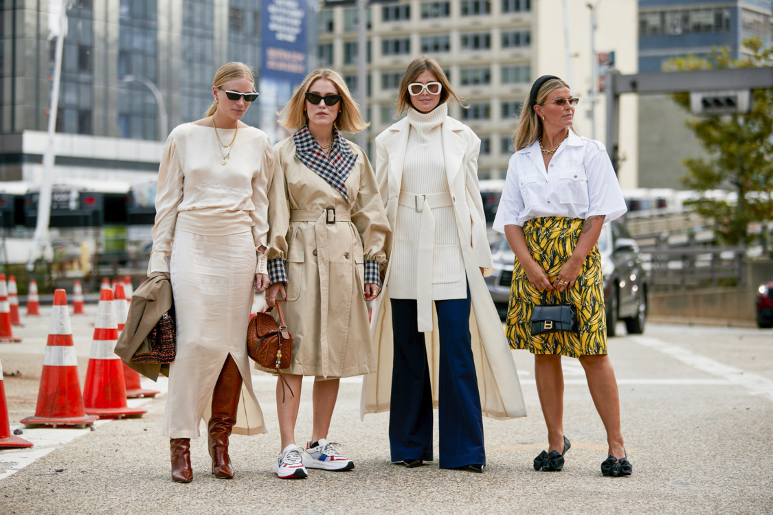New-York Fashion Week: The Most Efficient Street Style