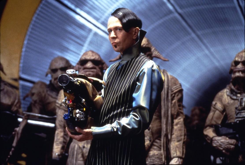 Кадр з фільму «П'ятий елемент», 1997