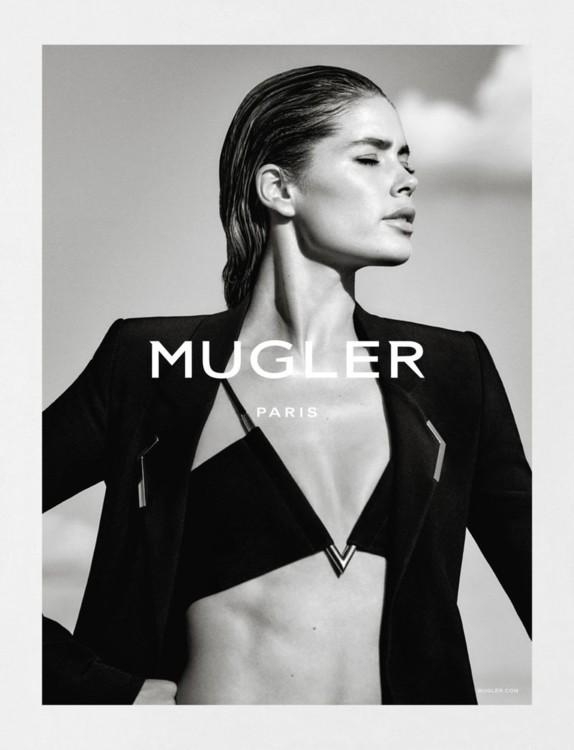 Mugler весна-лето 2016