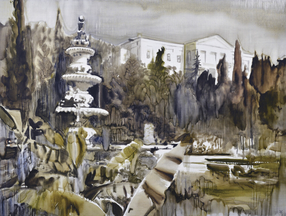 Валерия Трубина, Старый фонтан, 2015