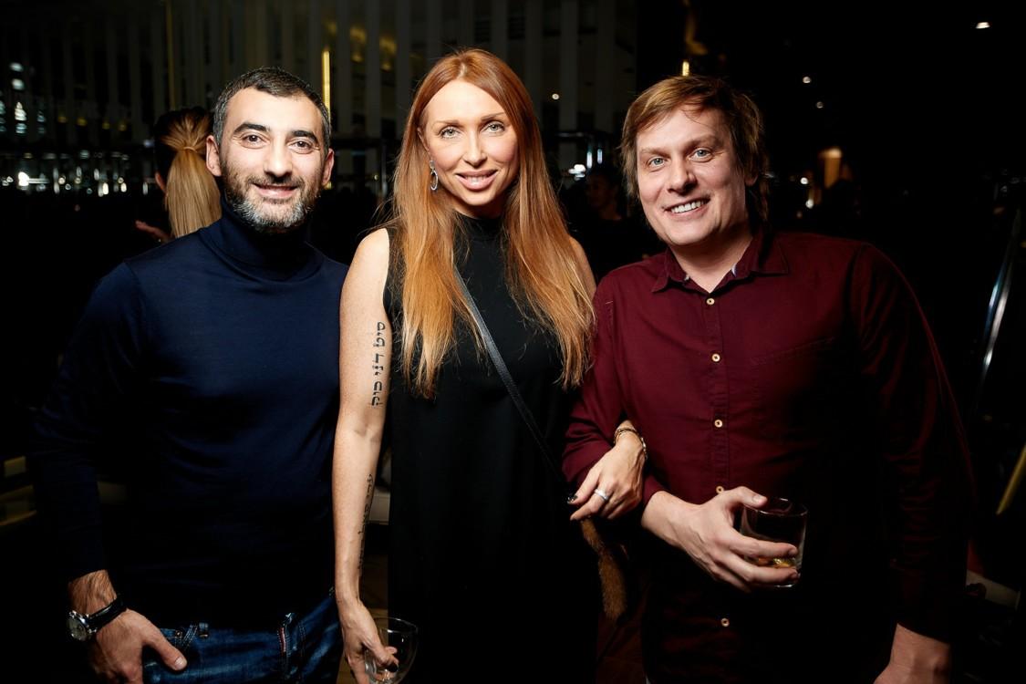 Мика Фаталов, Ирина ТУрчина и Степан Казанин