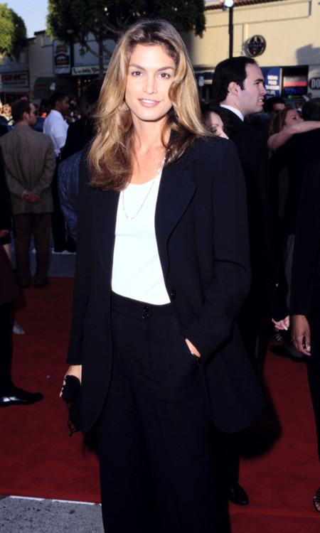 Синди Кроуфорд, 1995