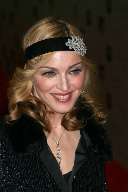 """2005. Ретро-образ на премьере документального фильма о Мадонне """"Я хочу открыть вам свои секреты'"""