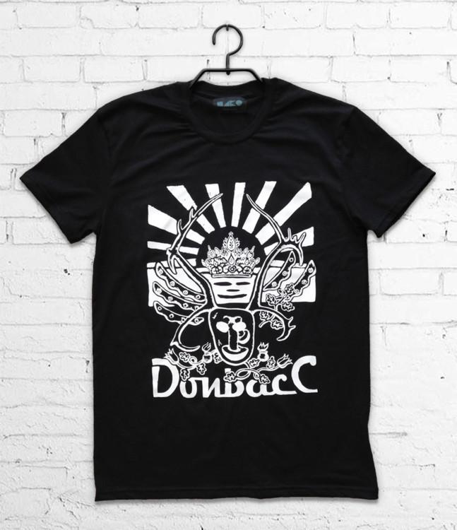 Серия футболок, выпущенная Ильей Исуповым