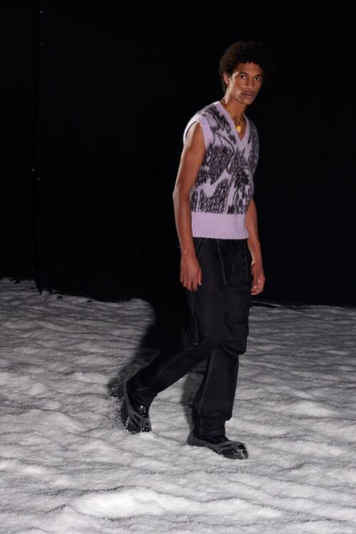 MSGM Menswear осінь-зима 2021/2022