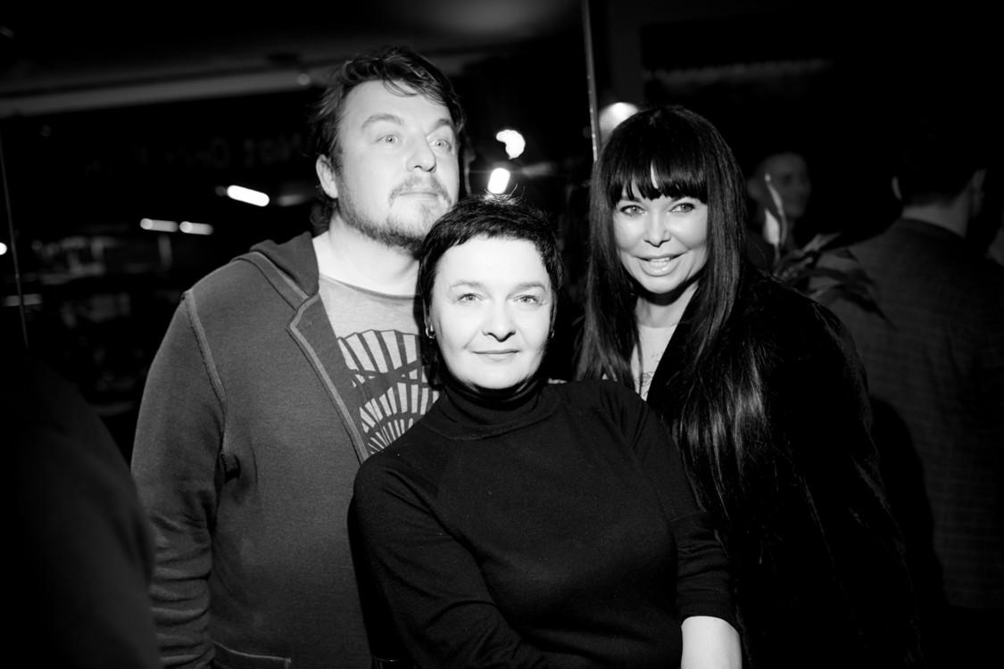 Алексей Залевский и Ассия Ахат