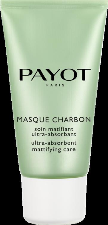 Абсорбирующая маска с матирующим эффектом Masque Charbon Pâte Grise, Payot