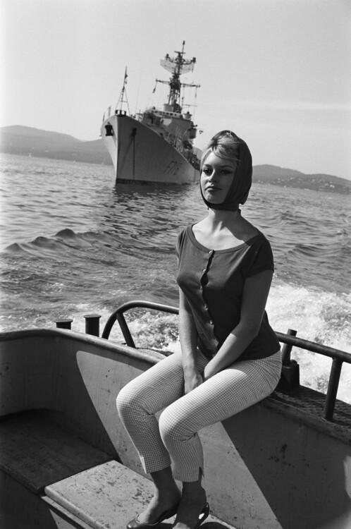 Брижит Бардо, 1958